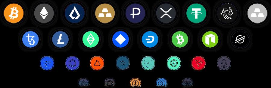 Bitpanda assets