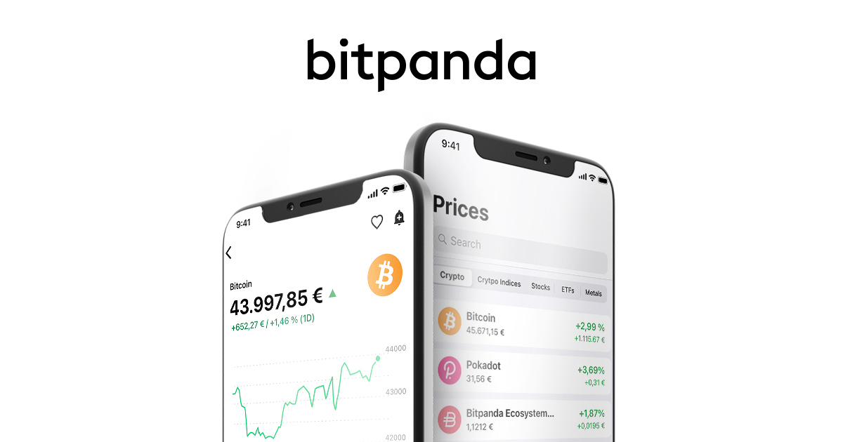 Etherum Blockchain Bitpanda.